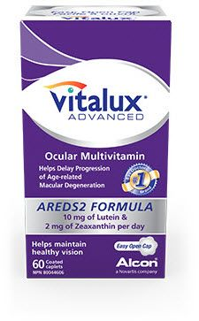 Vitalux Advance